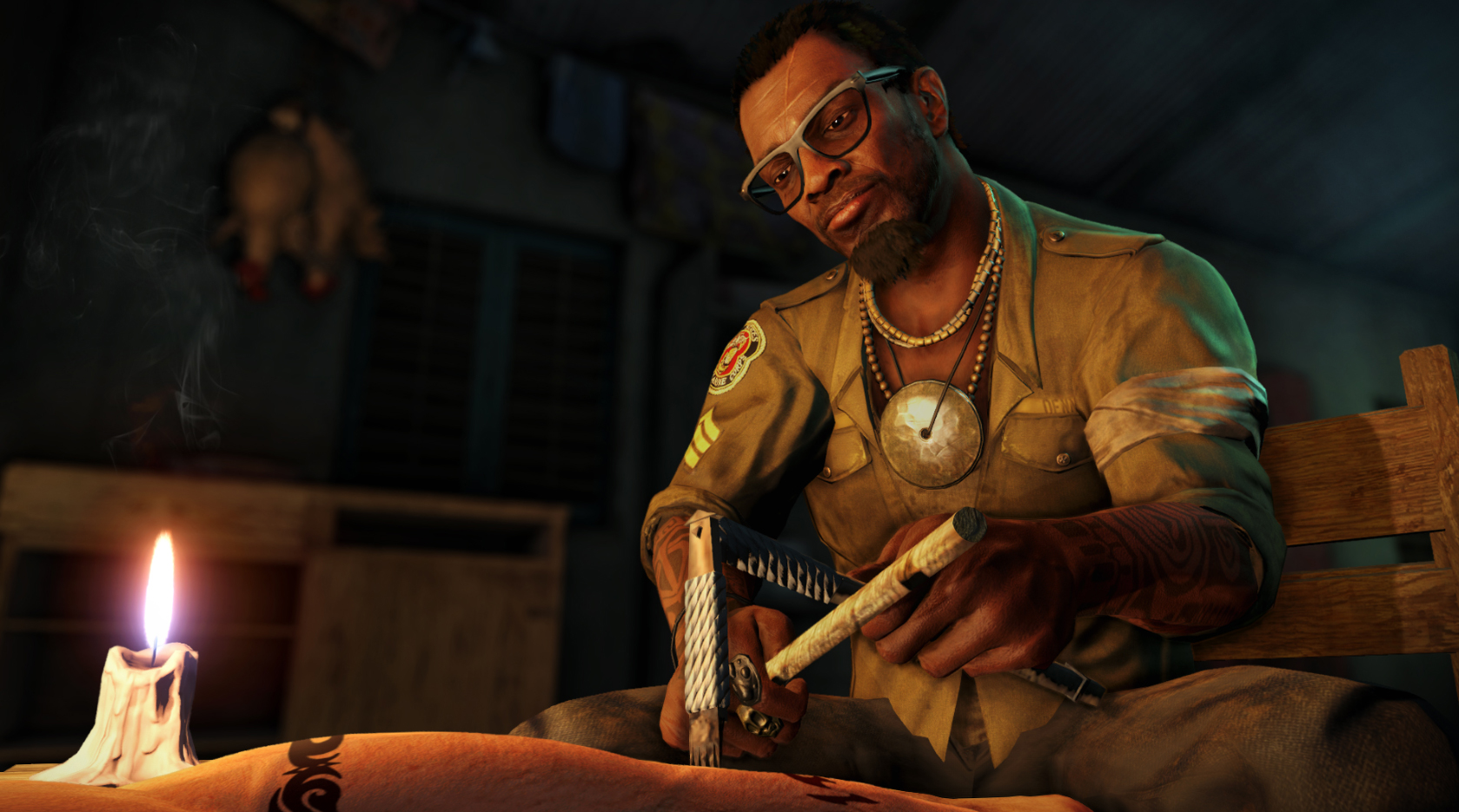 Psychology of the Tatau (As it relates to Far Cry 38) - Griffyth - Far Cry 3 Tattoo